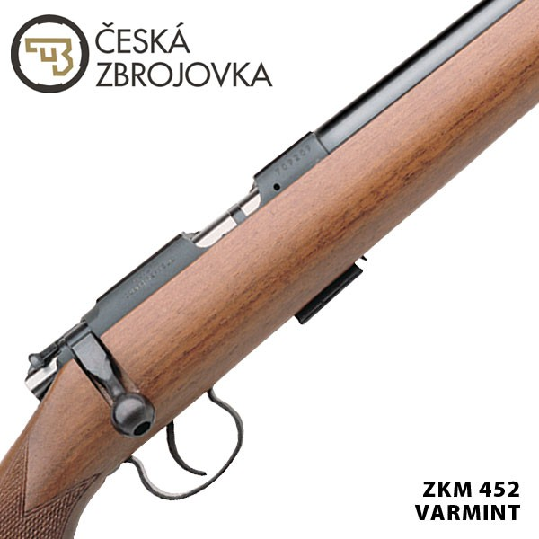 CZ 452 With Threaded Barrel additionally CZ 452 Front Sight moreover CZ 452 Lux 22 Rifle besides CZ 452 2E ZKM Lux besides CZ 452 American Threaded Barrel. on 452 html
